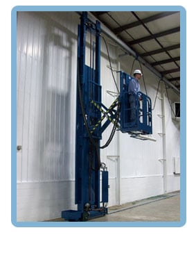 Industrial Fall Protection Lift Systems, Safety Lifts