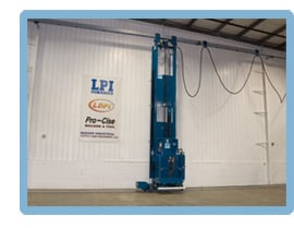 Industrial Man Lifts for Maintenance