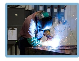Design and Fabrication of Custom Lift Systems for Welding/Assembly