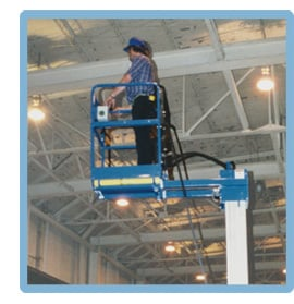 LPI Man Lifts, Industrial Lift Systems, Work Platforms