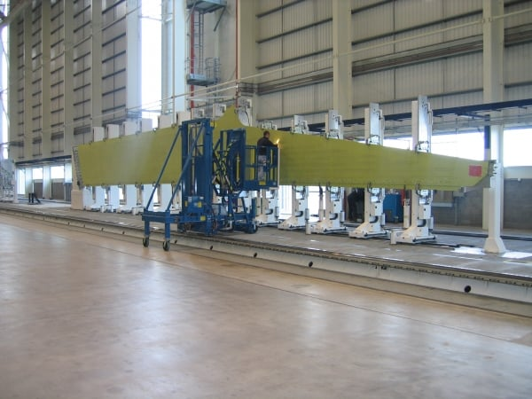 Wing Inspection Lift
