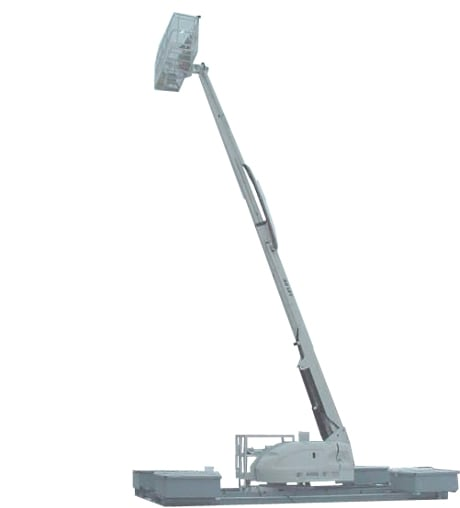 AC Powered Boom Lift - Conversion Lift