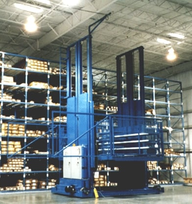 Warehouse Material Handling Lift
